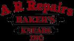 A R Repairs Baker's Kneads Inc.
